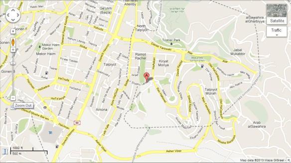 Map Eliyahu Lankin 17