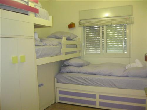 bedroom 3 - bunks