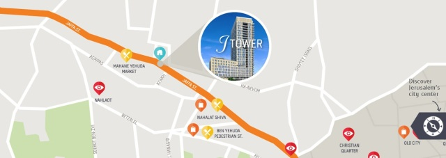 JTower Map