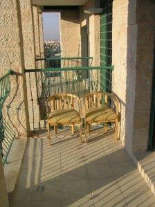 Lankin balcony