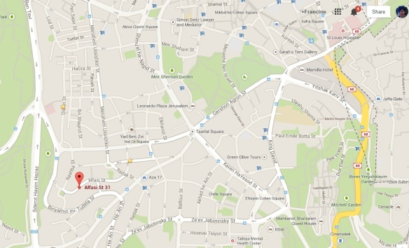 map Alfasi 31