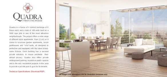 Quadra PH Rendering
