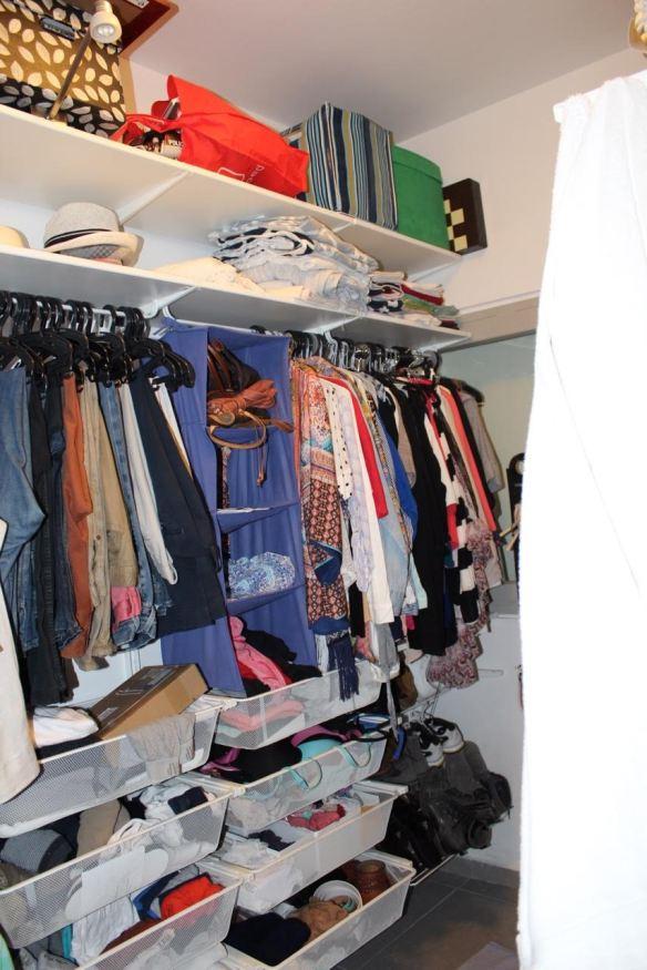 Saidoff 9fl walkin closet