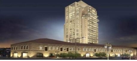Saidoff building