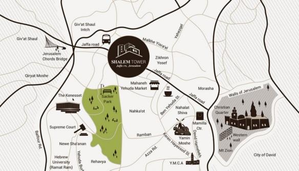 shalem map