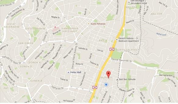 efrata map
