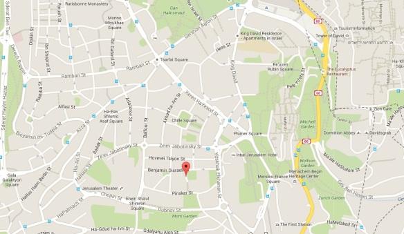 Mane Map