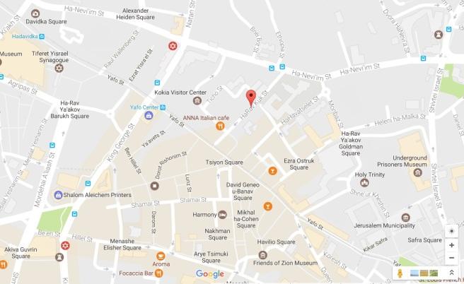 kook-map
