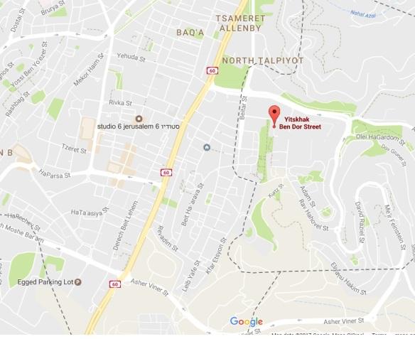 map-ben-dor