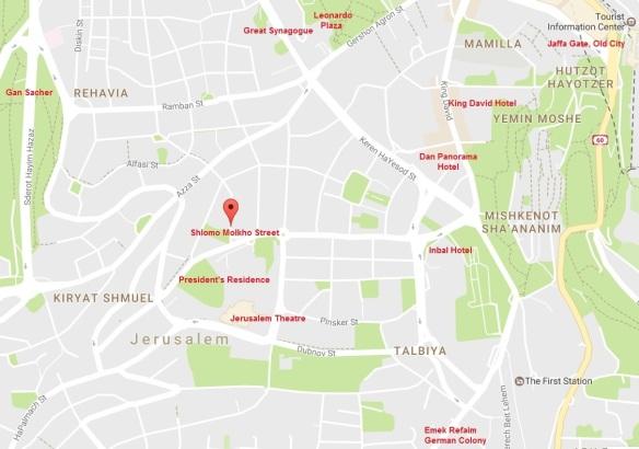 map molcho