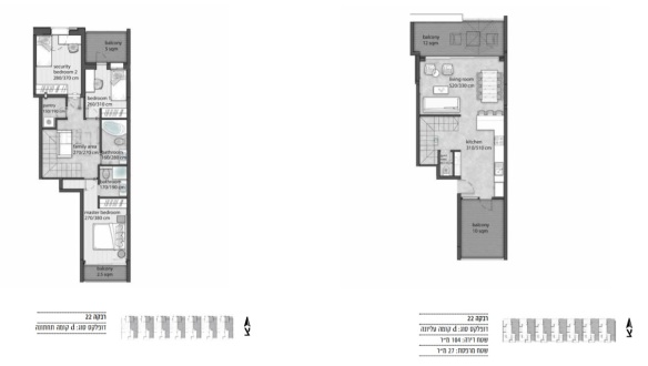 floor plan 104 plus 27