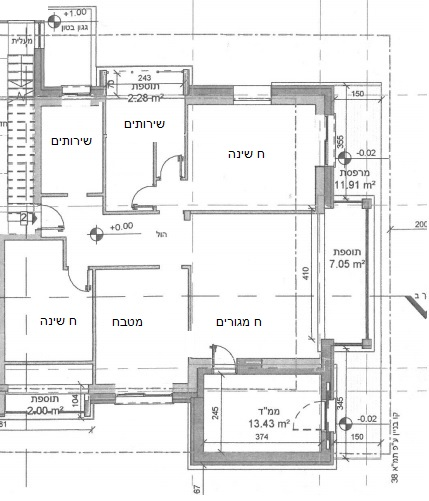 caspi 6.2 floor plan